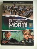 *DD Triunghiul mortii, DVD, film romanesc de Sergiu Nicolaescu, filmele Adevarul