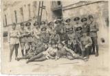 Fotografie militari romani al doilea razboi mondial poza veche