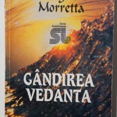 Angelo Morretta - Gândirea Vedanta
