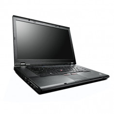 Laptop second hand Lenovo ThinkPad W530, Quad Core i7-3740QM Gen 3