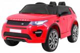 Masinuta electrica Land Rover Discovery, rosu