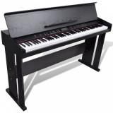 Pian electronic/pian digital cu 88 clape și stativ partituri