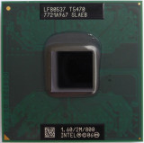 Procesor  Intel Core 2 Duo T5470 1.6 Ghz 2 M 800 mhz socket p PPGA478