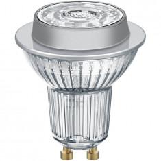 Bec LED Osram Parathom PAR 16 GU10 9.1W 3000K 750 lm A+ Lumina calda