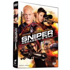 Lunetistul: Sfarsitul / Sniper: Assassin's End - DVD Mania Film