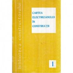Cartea electricianului in constructii