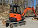 Mini excavator Kubota u35-3