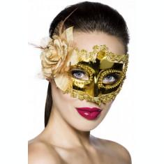 Masca Ochi Carnaval Gold