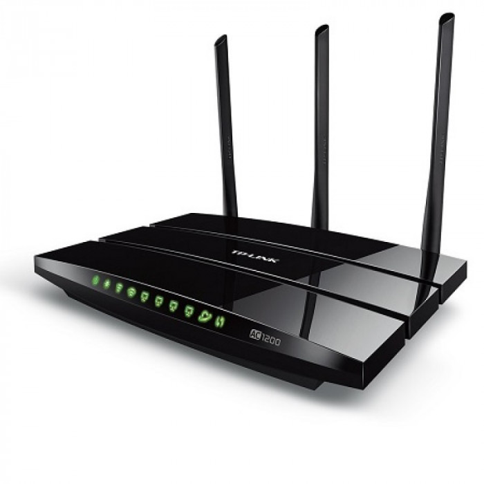 Router Wireless Gigabit AC1200 Archer C5 TP-Link, 1.2 Gbps