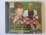 Cd Marisena și Dorel Zamfir,albumul:Pupați-aș coama bălan,nou in țiplă