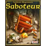 Saboteur - set carti de joc - dezvoltare logica si gandire