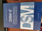 Manual de diagnostic și clasificare statistică a tulburărilor mintale. DSM 5