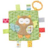 Jucarie fosnitoare - Bufnita PlayLearn Toys