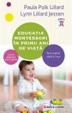 Educația Montessori în primii ani de viață