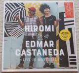 Hiromi & Edmar Castaneda -Live In Montreal -2 vinil. Nou. SIGILAT.