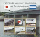 NICARAGUA 2001 PODURI RELATII DIPLOMATICE CU JAPONIA