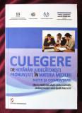 CULEGERE DE HOTARARI JUDECATORESTI PRONUNTATE IN MATERIA MEDIERII, Ed. II, 2012