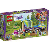 LEGO Friends - Remorca de transport cai a Miei