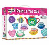 Set ceramica - Picteaza un set de ceai, Galt
