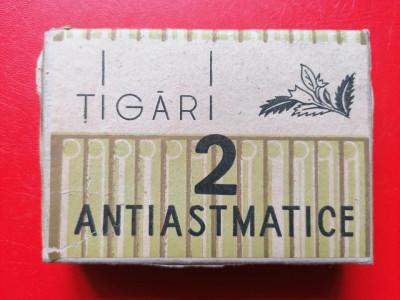 Cutie tigari antiasmatice Plafar Timisoara foto