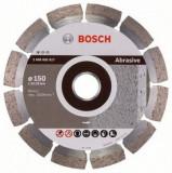 Bosch Professional disc diamantat 150x22.23x2x10 mm pentru materiale abrazive