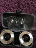 Mini boxe Lifetrons DRumbass Ille  wireless cu husa piele