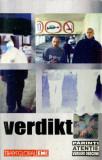 Caseta Verdikt-Verdikt, originala, Casete audio