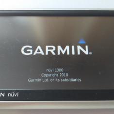 Navigator GPS Garmin Nuvi 1300 - BLOCAT PE LOCATIE, 4,3, Toata Europa, Fara actualizare