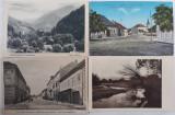 4 CARTI POSTALE (INTERBELICE SI AUSTRO-UNGARIA) - ORASTIE, Ambele, Romania 1900 - 1950