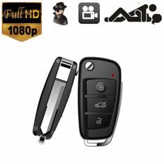 Camera spion breloc auto inchidere centralizata HD