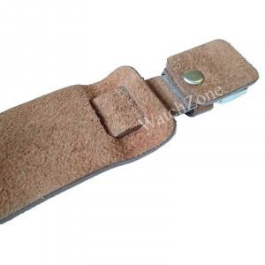 Curea ceas Diesel / Fossil piele maro 22mm