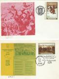 TSV - PLICURI OMAGIALE CENTENARUL INDEPENDENTEI STAT ROMANIA ORADEA 9 MAI 1877