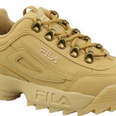 Incaltaminte sneakers Fila Disruptor Clay Low Wmn 1010535-EDU pentru Femei