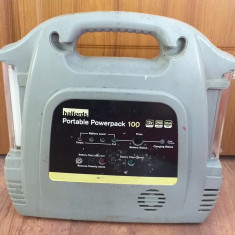 Robot pornire masina 5 in 1 - Portable PowerPack 100