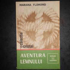 MARIANA FLAMAND - AVENTURA LEMNULUI