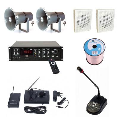 Biserica A8 - Sistem audio pentru biserica foto