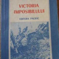VICTORIA IMPOSIBILULUI - HARRY A. GAILEY