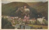 Austro-Ungaria, Baden, K.u.k. Armeeoberkommando, c.p. circulata, Sarajevo, 1917, Printata