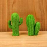 Set 2 radiere in forma de cactus | Kikkerland