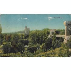 Carte postala Parcul Bibescu Craiova