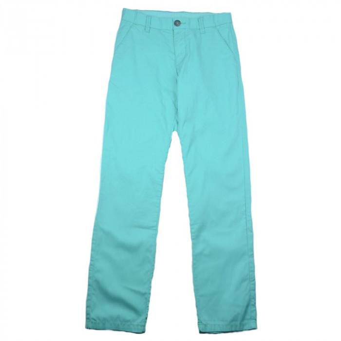 Pantaloni casual baieti NN PCB1V1, Turcoaz