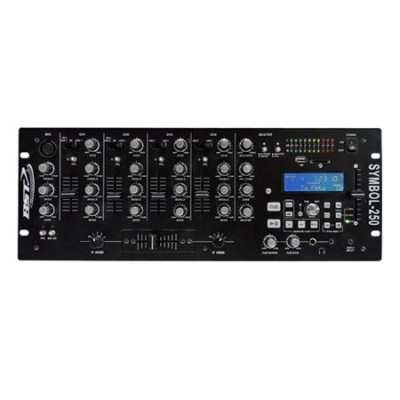 MIXER 5 CANALE USB/SD BST foto