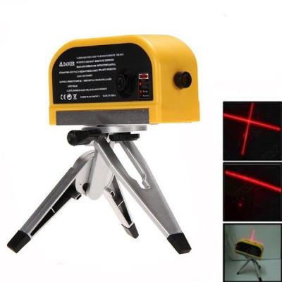 Nivela tip boloboc cu laser si trepied incorporabil LV-08 foto