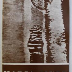 CATALOG DE EXPOZITIE - MARIA CIUPE , 1973