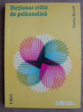 Dictionar critic de psihanaliza - Charles Rycroft