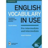 English Vocabulary in Use Pre-intermediate and Intermediate Book with Answers and Enhanced eBook: Vocabulary Reference and Practice - Stuart Redman, L