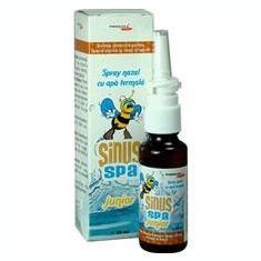 Sinus Spa Junior Phenalex 30ml Cod: 5941888800151