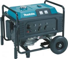 Generator de curent pe benzina Makita EG4550A, 4500 W, 12 V, 8.3 A foto