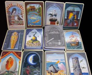 Carti tarot Mystical Lenormand +cadou cartea in limba romana+ un set de rune