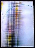 Acasandrei Aurel ,desen ,abstract ,coloana